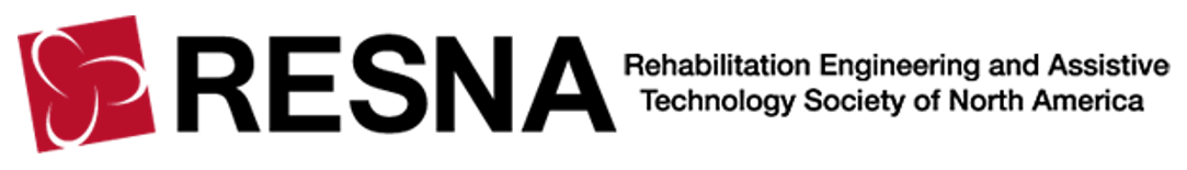 Rehabilitation Engineering and Assistive Technology Society of North America logo