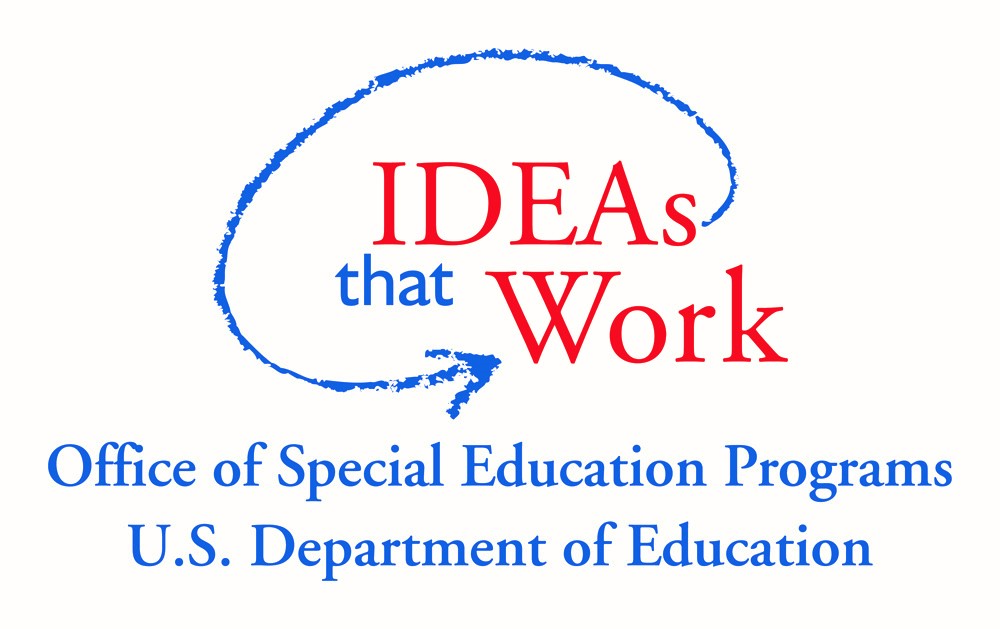 Logo of IDEAS that Work Office of Special Education Programs U.S. Department of Education