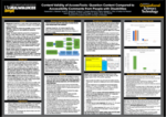 Example of final poster for the content validity research group.