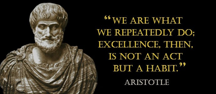 metaslider-Aristotle on Excellence