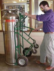 Moving Cylinder
