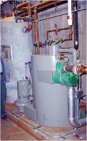 chemistry vacuum system
