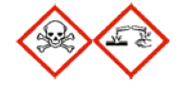 Sulfuric Pictogram