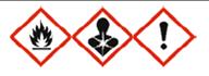 acetone pictograms
