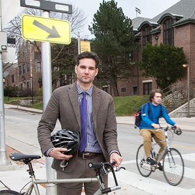 Urban Biking Crash-Study 2016 - Associate Professor Robert Schneider