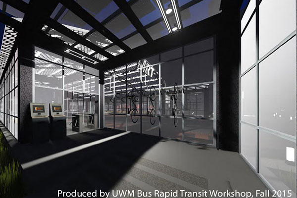 UW Milwaukee Bus Rapid Transit Workshop