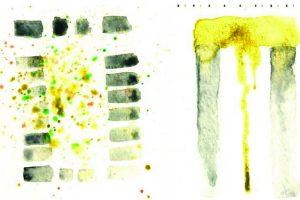 Conceptual Watercolor Studies