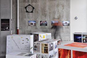 MOBILE DESIGN BOX - From Waste to Wonder Exhibition (Bouchard)