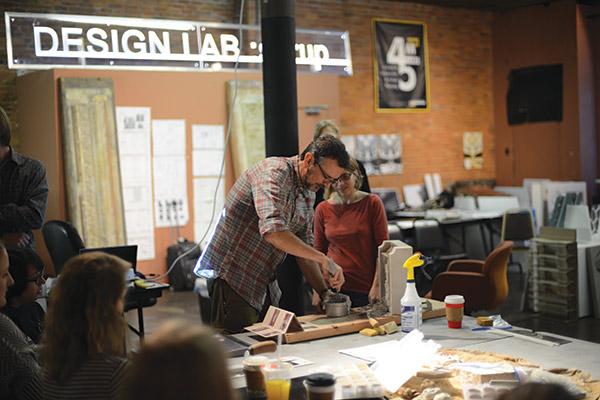 Design Lab | School of Architecture & Urban Planning