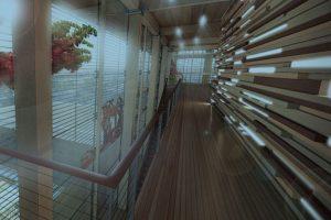 CLT design exploration by IP_BIM Studio