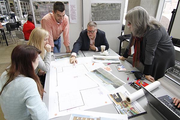 Community Design and Development Charette