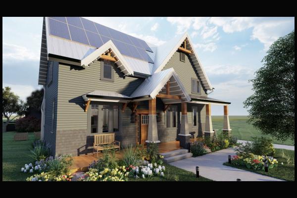 Wisconsin Students Team Up To Design Net-Zero Energy Homes