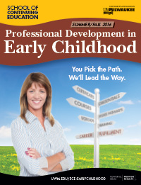 Early Childhood Education college courses list