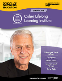 Osher Lifelong Learning Institute Catalog
