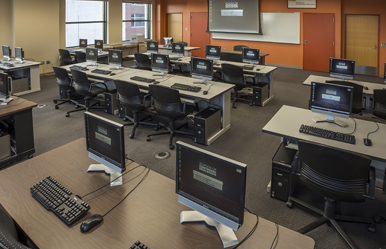 SCE Conference Center - Computer Lab
