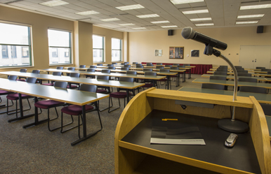 SCE Conference Center - Classroom