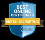 Best Online Digital Marketing Certificate Program for 2020