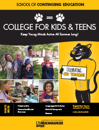 College for Kids & Teens Catalog