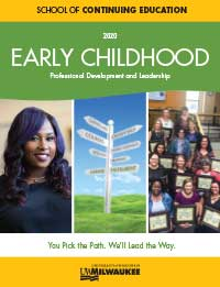 Early Childhood Professional Development Catalog