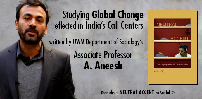 A. Aneesh Neutral Accent