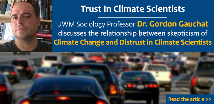 Trust in Climate Science