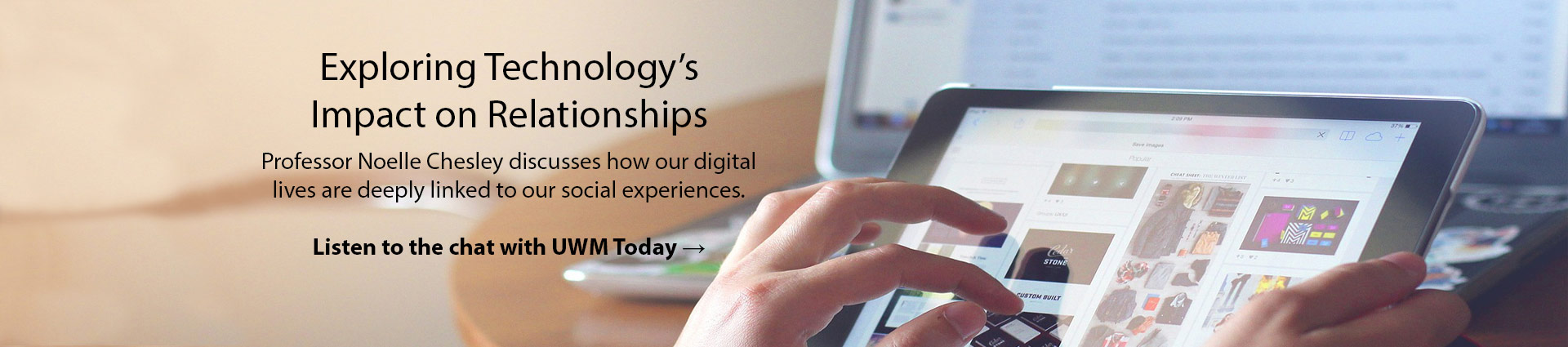Exploring Technology's Impact on Relationships