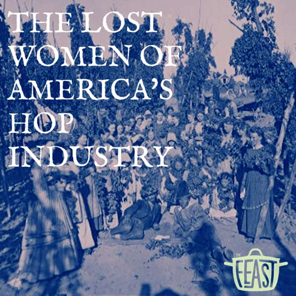 The Lost Women of America's Hop Industry Cover
