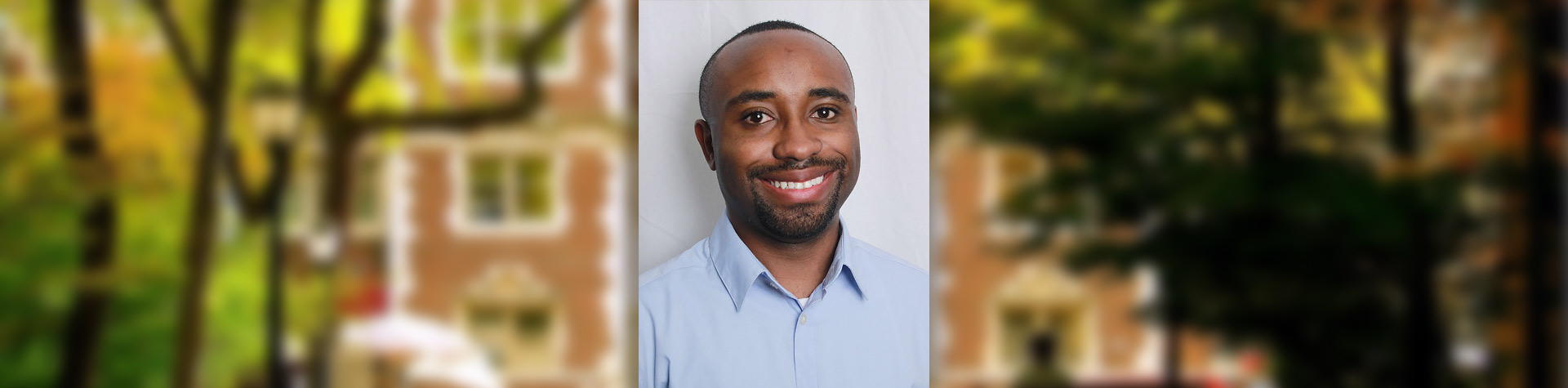DaJuan Ferrell accepted position at the University of Pennsylvania's Critical Writing Program