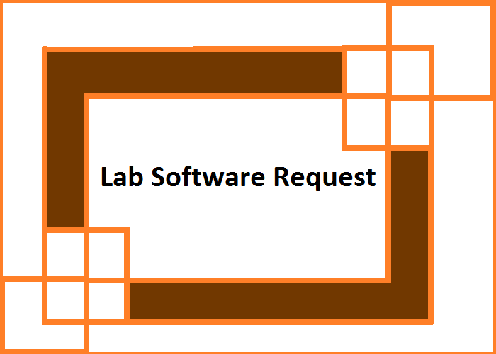 Lab Software Request