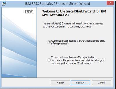 how to read fecencsies in spss