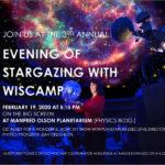 Stargazing event