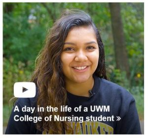Click for video on current SSS student, Brikny