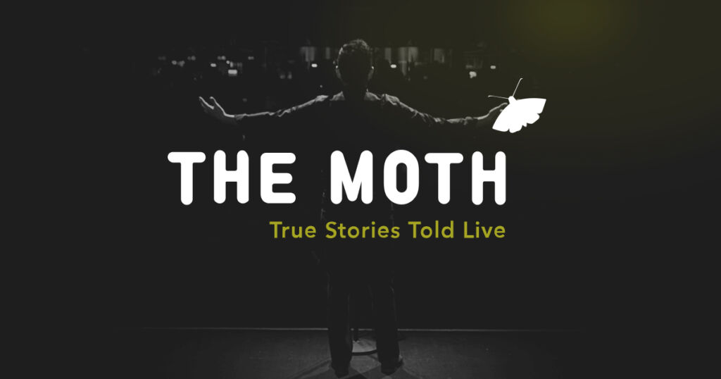 Details For Event 15460 – The Moth: Milwaukee
