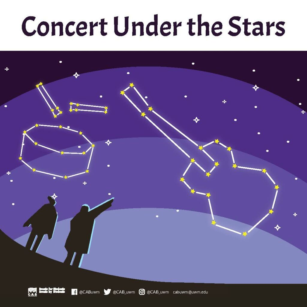 Details For Event 16354 – Concert Under the Stars