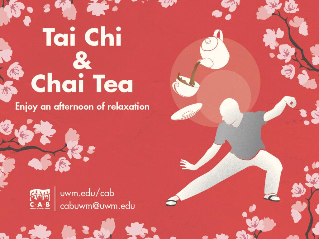Details For Event 16339 – Tai Chi & Chai Tea