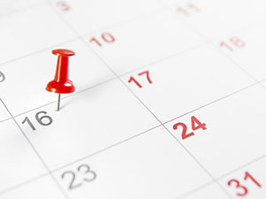 What are the important dates and deadlines?