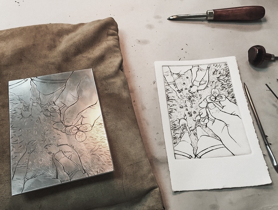 Details For Event 16878 – Intaglio Etching