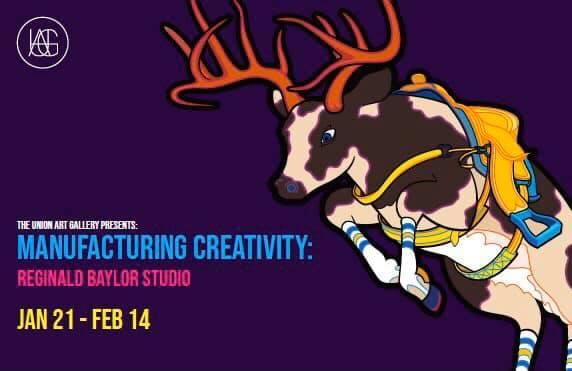Details For Event 17976 – Manufacturing Creativity: Reginald Baylor Studio