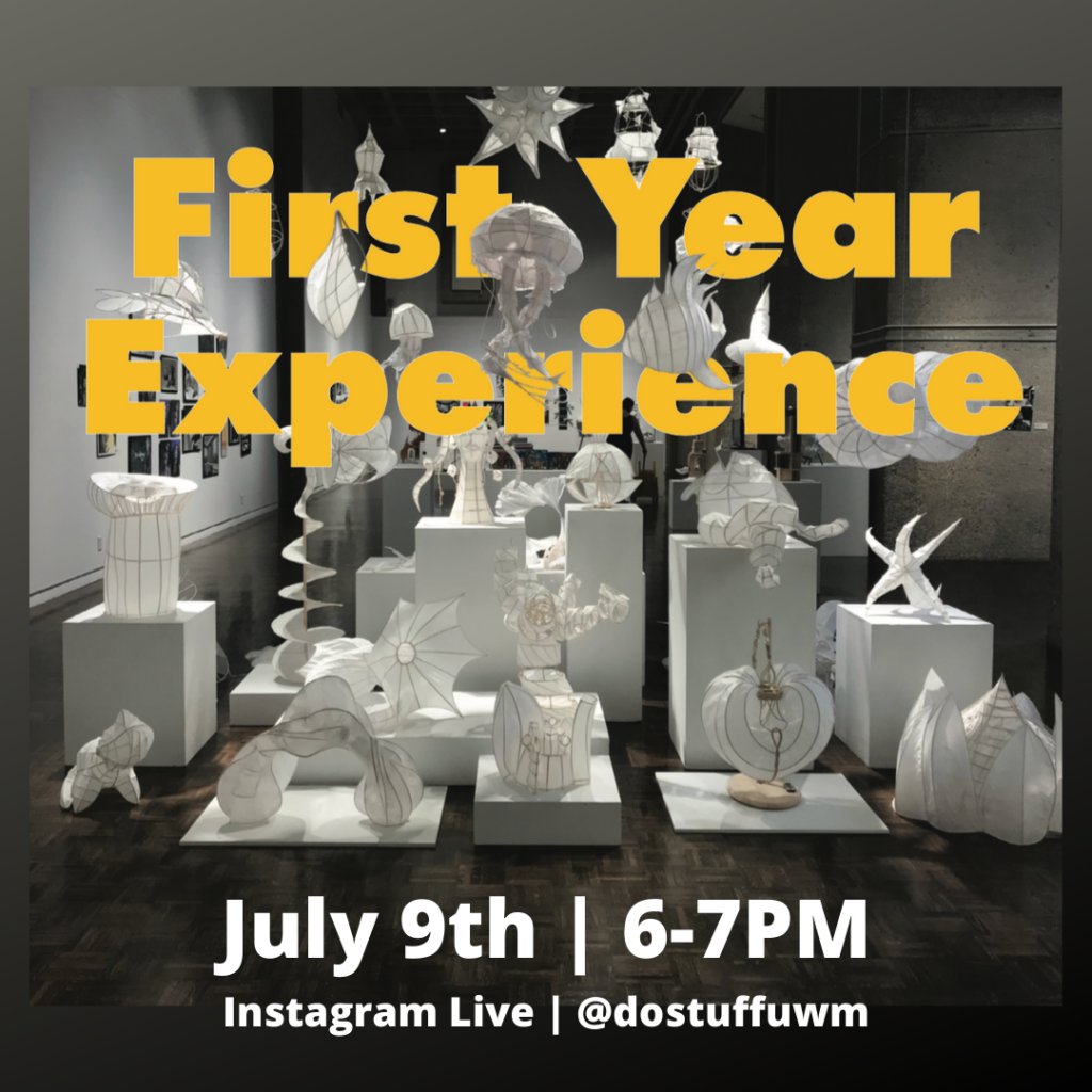 Details For Event 18229 – First Year Experience Opening Reception (Online event)