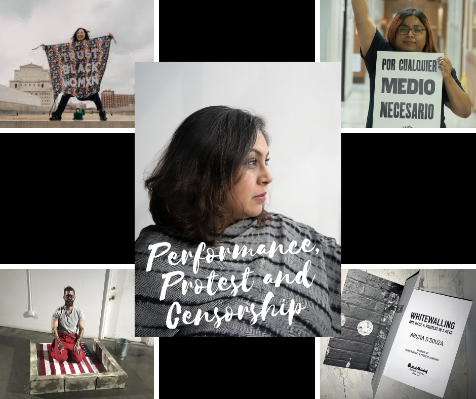 Details For Event 18714 – Performance, Protest and Censorship: A Conversation with Aruna D'Souza