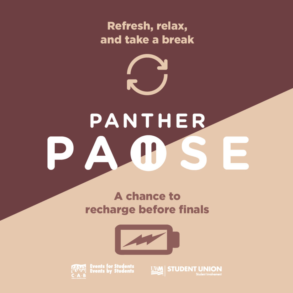 Panther Pause Event Marketing