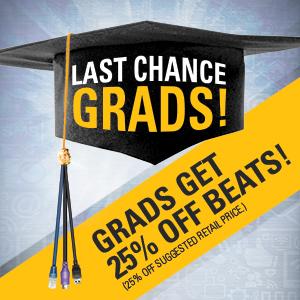 Last Chance Grads!