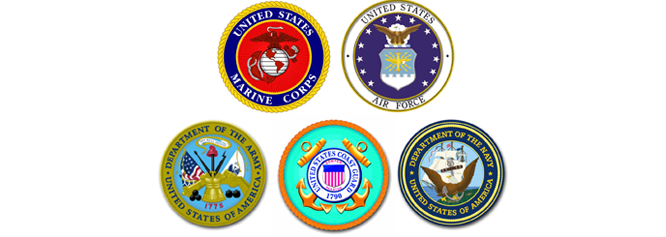 U.S. Military Branches of Service