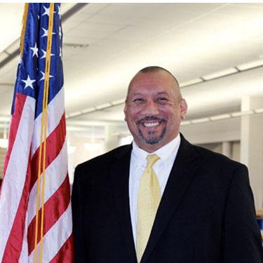 Ed Garza: CEO, Center for Veterans Issues (CVI)