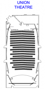 Union Cinema Floor Plan