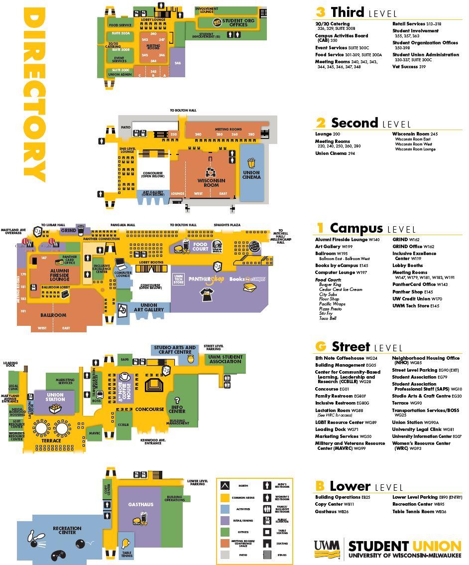 Uwm Map My Blog