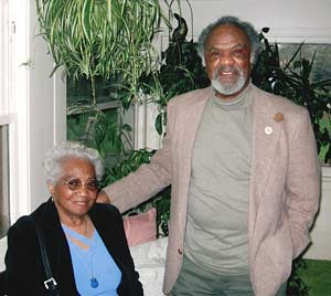 Ray Alexander and wife Mildred