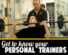 get to know your personal trainers