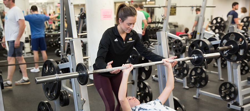 Women On Weights Wow University Recreation