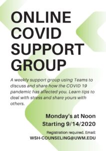 covid support group